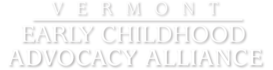 Vermont Early Childhood Advocacy Alliance logo